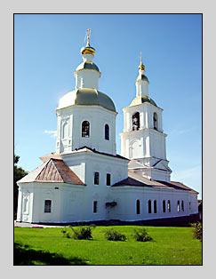 Казанская церковь(каменная)